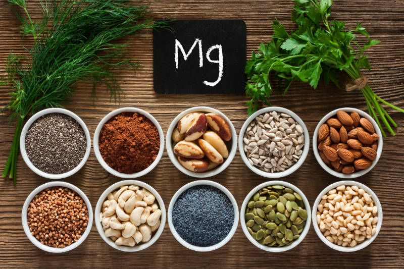 Magneziul: Beneficii