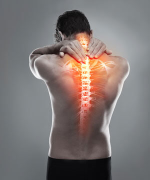 Durerea de spate: zona superioara