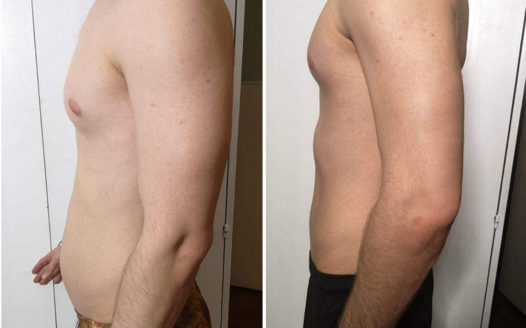 A slabit 6.5 kg in doar 3 saptamani!