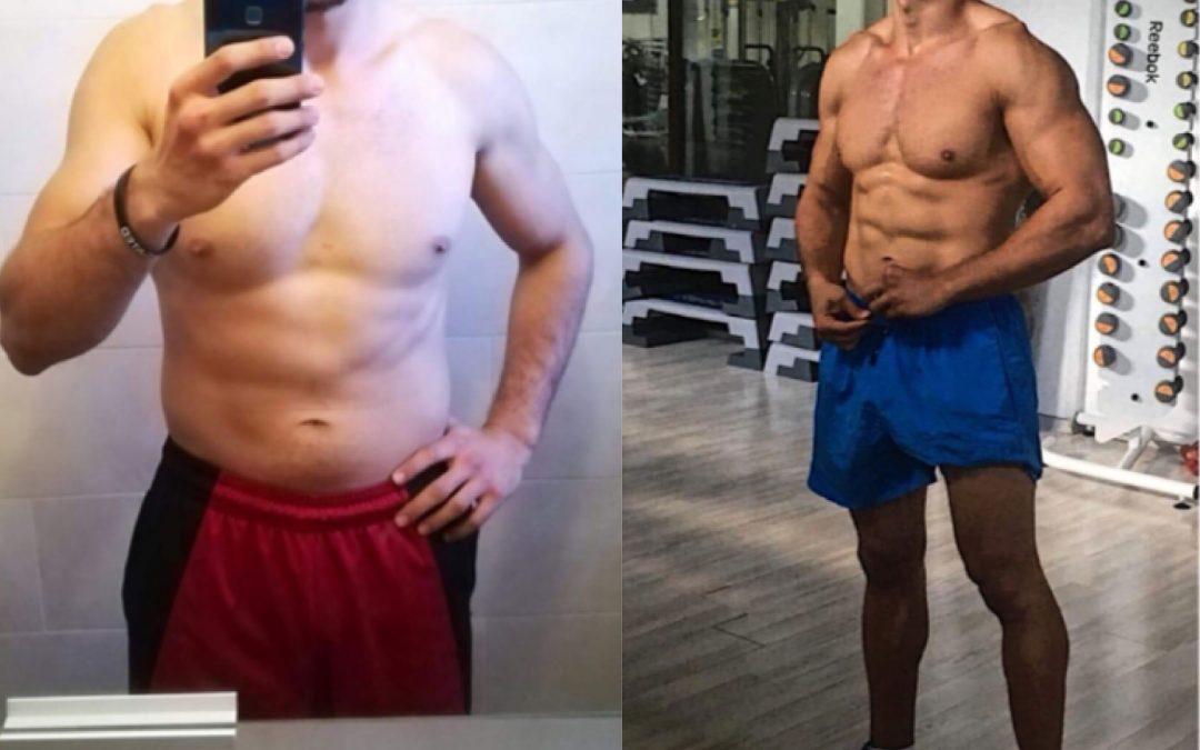 Recompozitie corporala – 2 luni